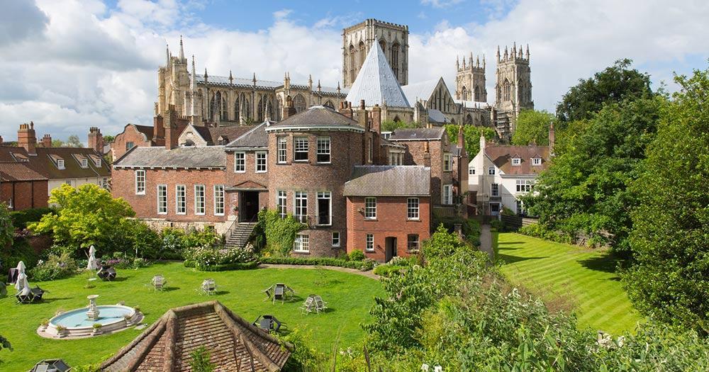 York - die Kathedrale York Minster