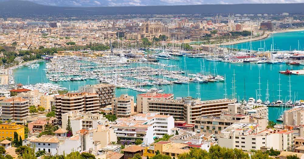 Palma de Mallorca - Yachthafen