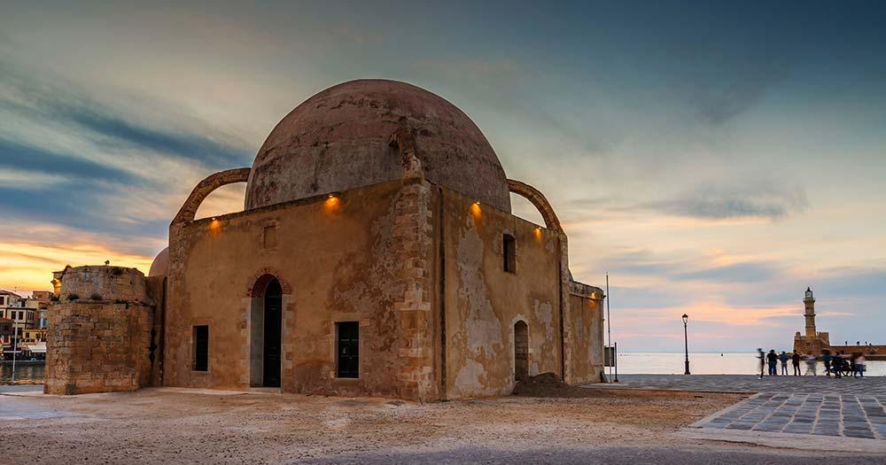 Chania - alte Moschee