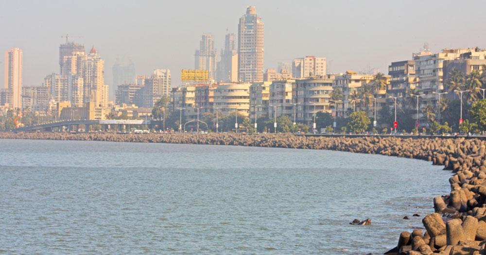 Mumbai - Skyline von Mumbai