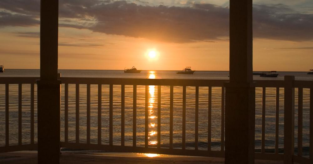 Montego Bay - Sonnenuntergang