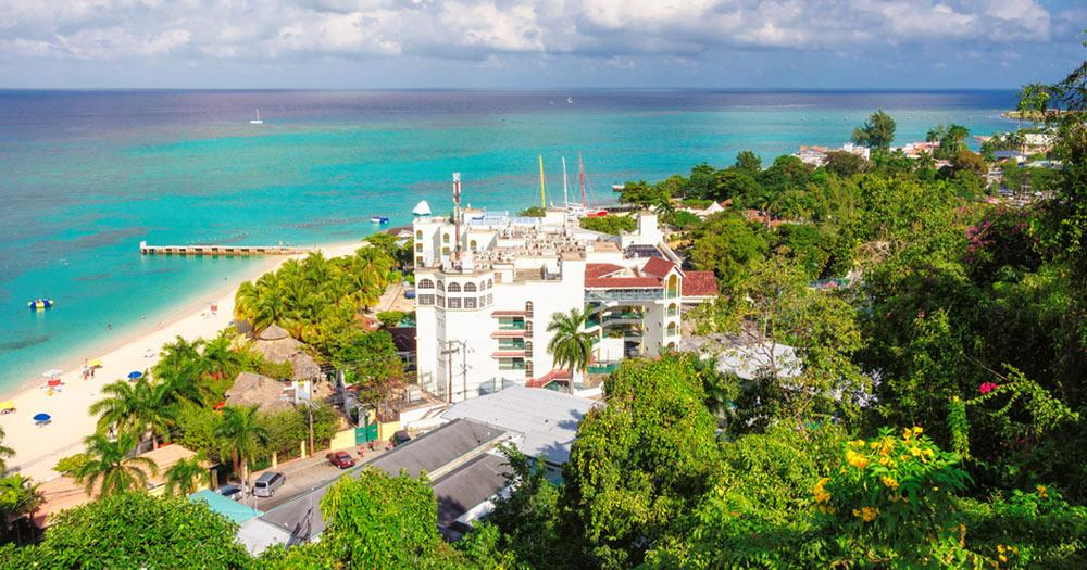 Montego Bay - Tropenvilla