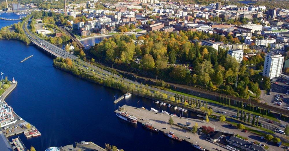Tampere - Marina