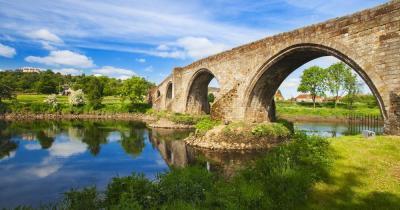 Stirling - StirlingoOld bridge