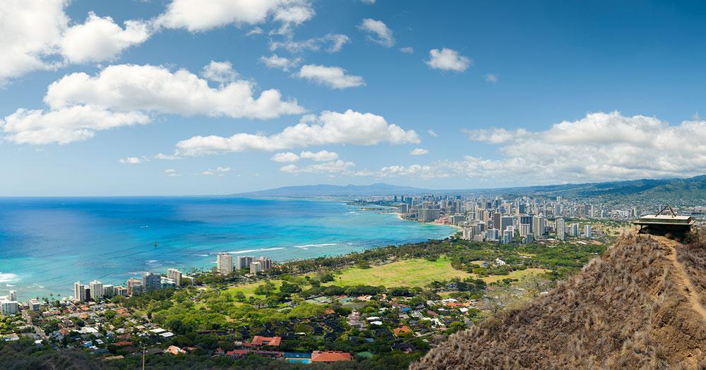 Honolulu -  Diamond Head