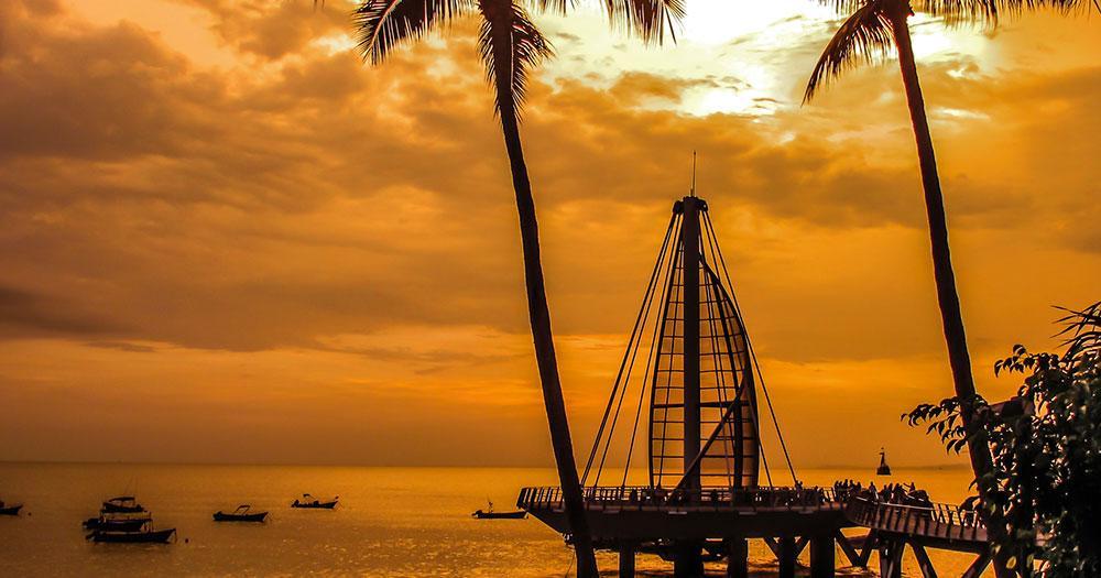 Puerto Vallarta - Los Muertos Pier