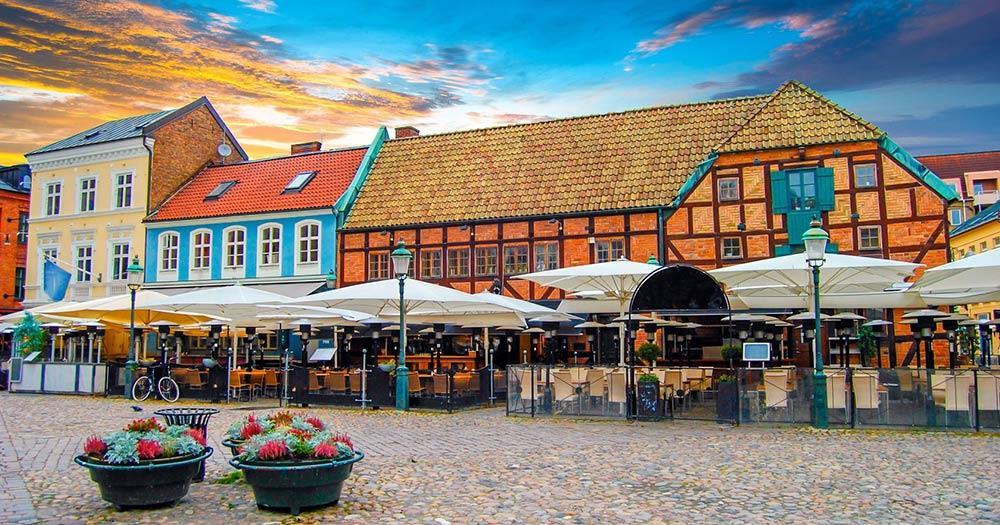 Malmö - alter Markt