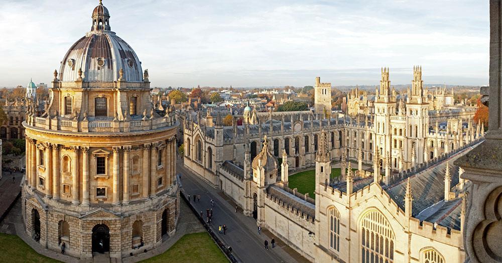 Oxford - Radcliffe Camera