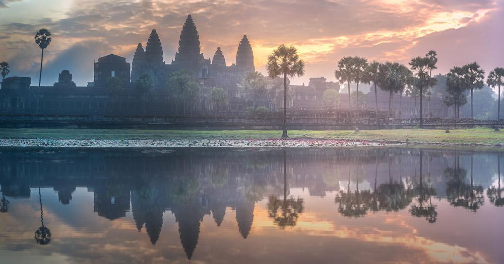 Seam Reap - Ankor Wat