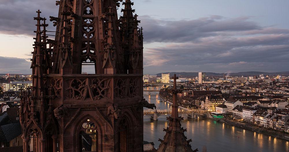 Basel - Munster Kathedrale