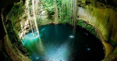 Cenoten -  Ik-Kil Cenote