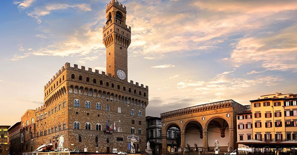 Florenz - Piazza della Signoria