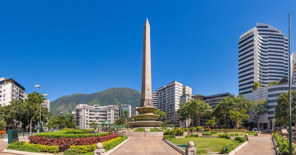Caracas - Altamira's Obelisk