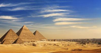 Kairo - Pyramiden