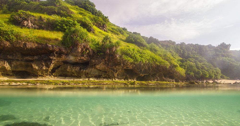 Bocas del Toro - wilder Strand