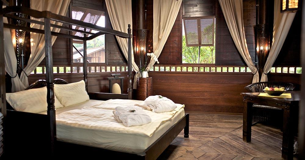 Tropical Islands - Zimmer mit Tropenfeeling