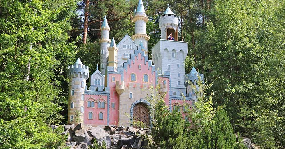 Bayern-Park - Schloss König Ludwig