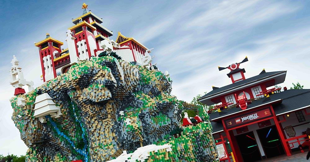 Legoland - Ninjago World