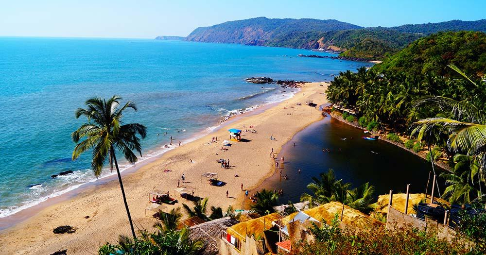 Goa - die schönsten Strände