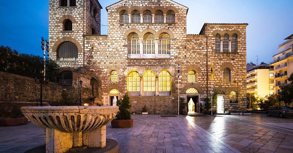 Thessaloniki - Saint Demetrius Basilica