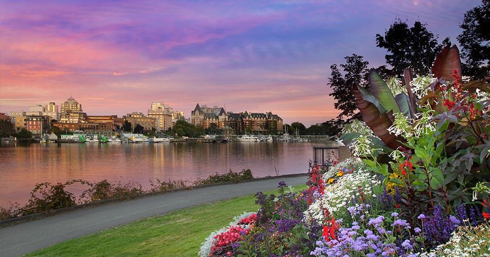 Victoria - Sonnenuntergang