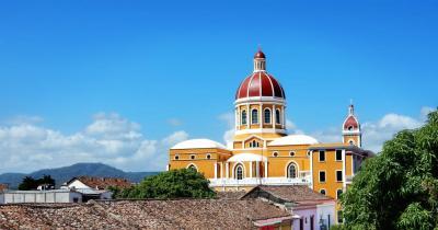 Nicaragua - Kathedrale von Granada