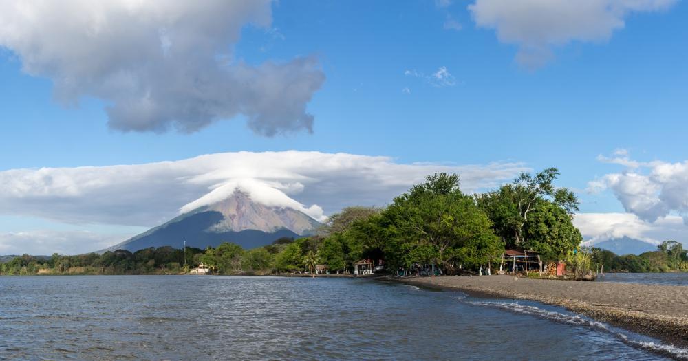 Nicaragua - Concepción et Maderas Vulkan