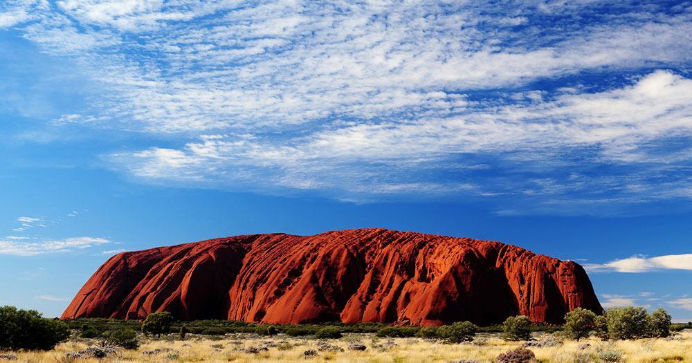 Alice Springs - Red Rock