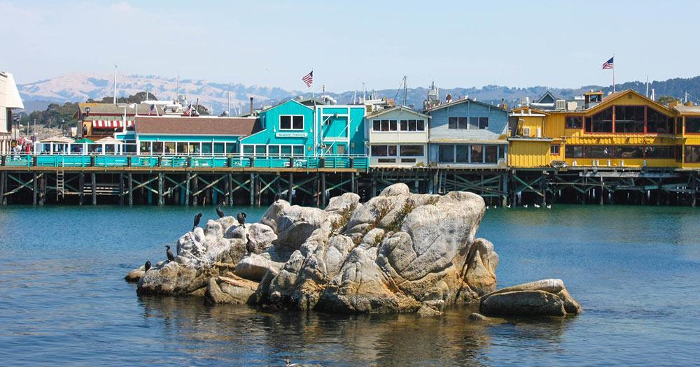 Monterey - Fisherman's Wharf