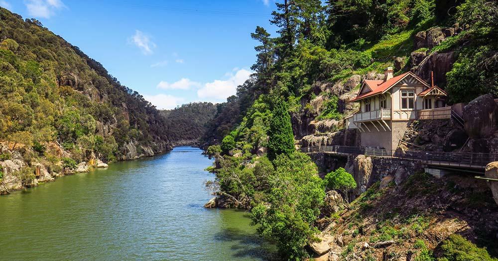 Tasmanien - Launceston