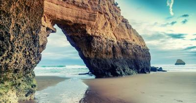 Praia - Küste und Strand