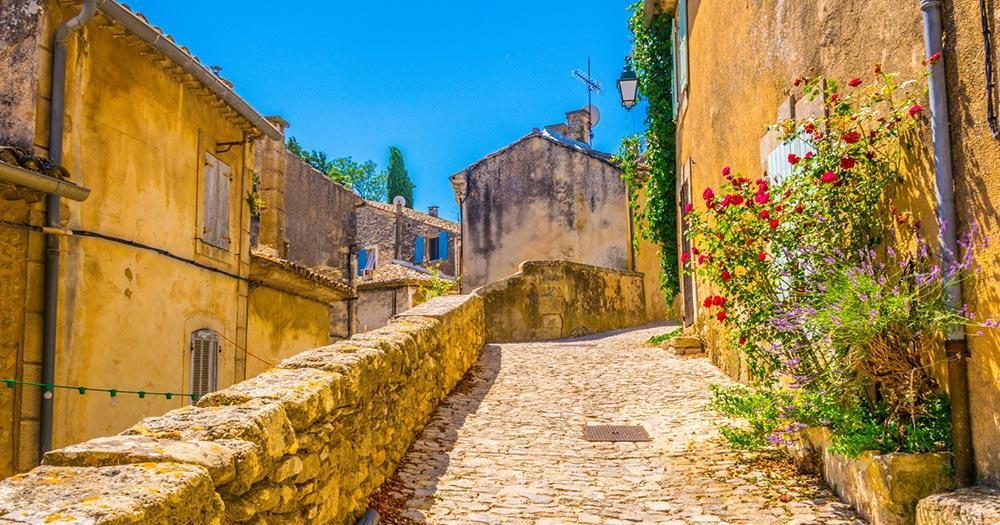 Avignon - malerische Gasse