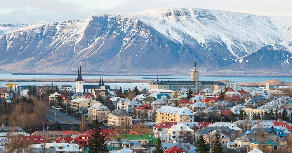 Reykjavik - Panorama