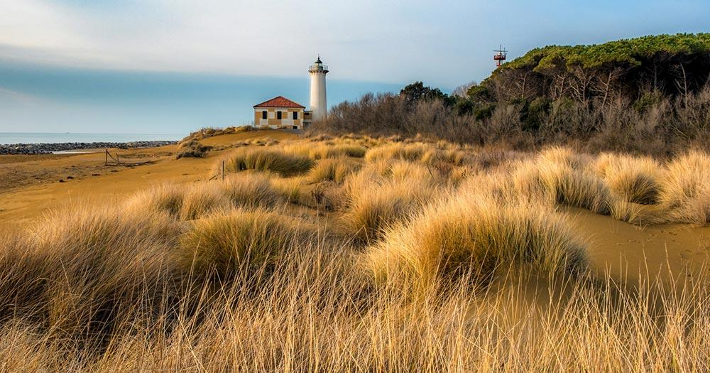 Bibione - Leuchtturm