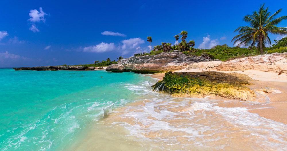 Playa del Carmen - Strand