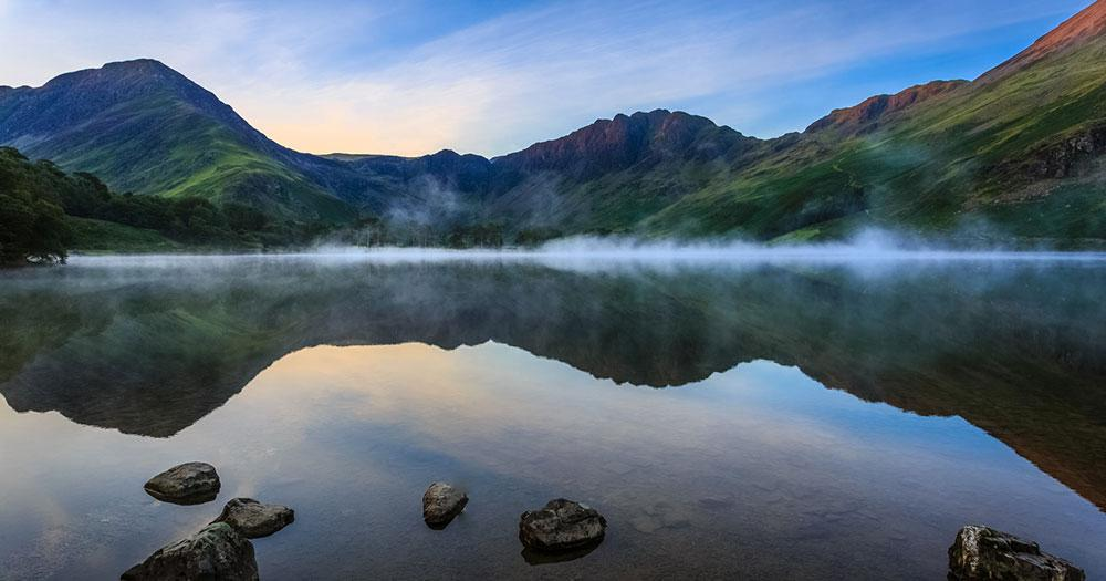 The Lake District - Reflektionen