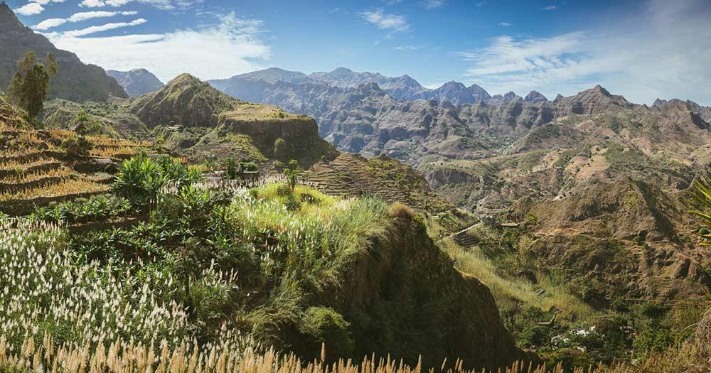 Kap Verde - Panorama