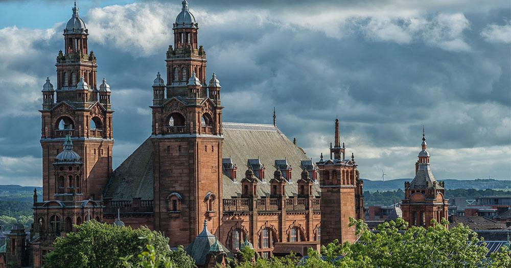 Glasgow - Kelvingrove Art Gallery