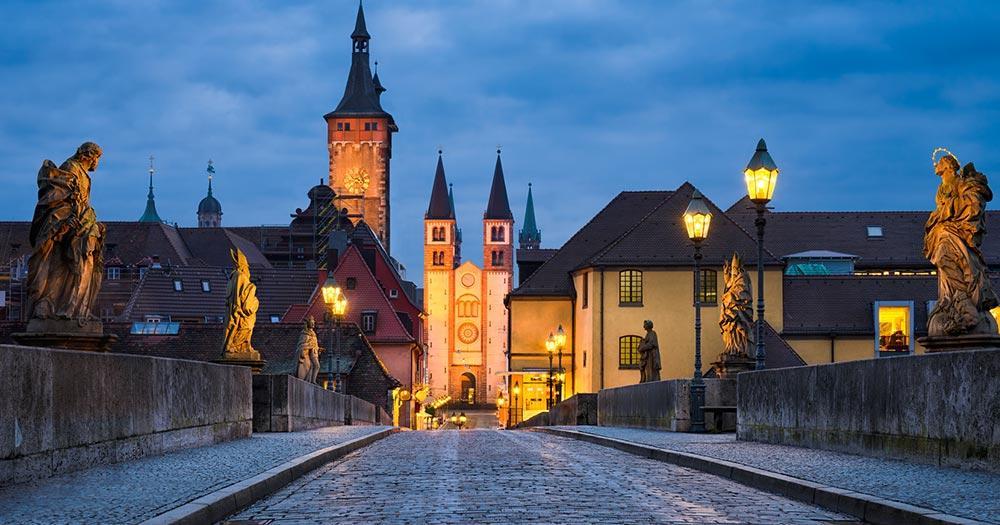 Würzburg - Altstadt