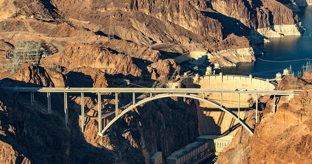 Grand Canyon Nationalpark - Hover Staudamm