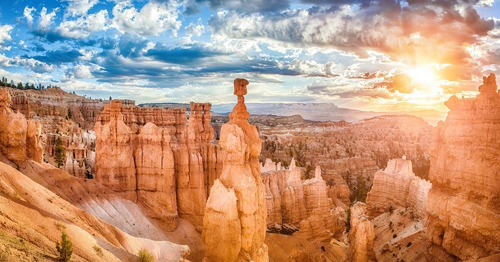 Grand Canyon Nationalpark - Sonnenuntergang
