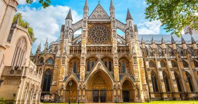 Westminster Abbey - Frontansicht