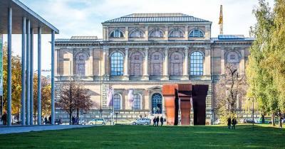 Alte Pinakothek - Vorderansicht
