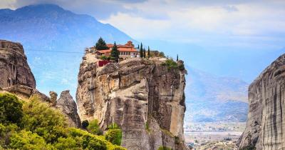 Meteora - Kloster der heiligen Dreifaltigkeit
