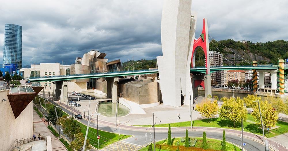 Bilbao - Skyline
