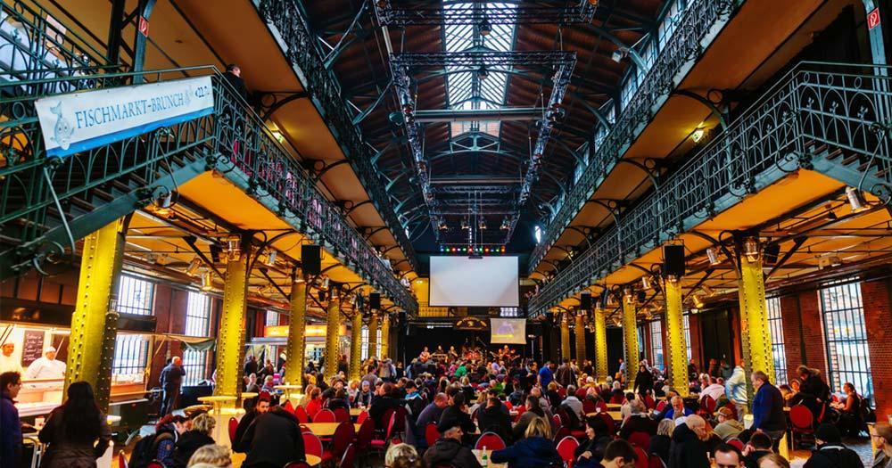 öffnungszeiten Fischmarkt Hamburg