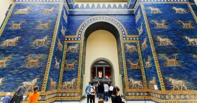 Museumsinsel -  Ishtar Tor