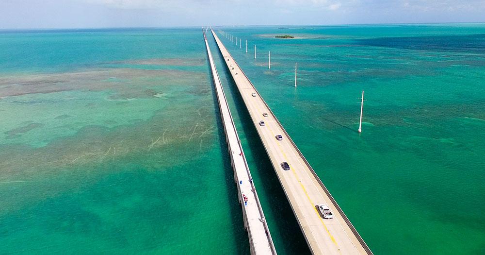 Florida - Auf dem Weg zu den Florida Keys