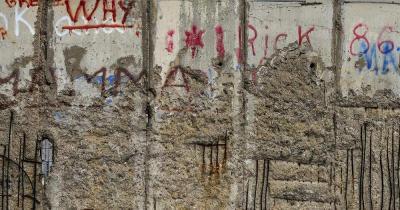 East Side Gallery - Berliner Mauer