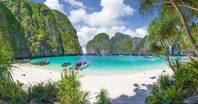 Ko Phi Phi Inselgruppe - Maya Bay